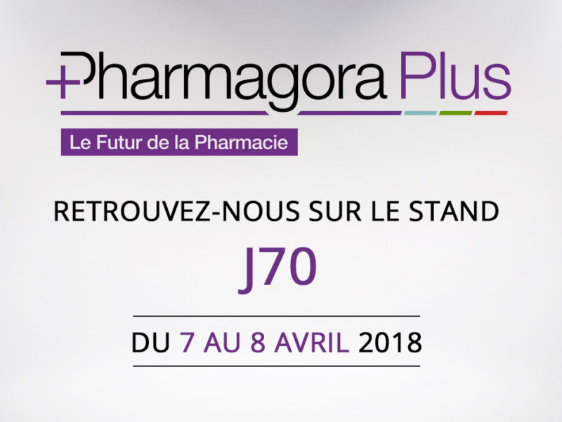 Visiomed Group participe à PharmagoraPlus les 7 et 8 avril 2018 pour présenter ses nouvelles gammes de produits de santé et VisioCheck®, sa station de télémédecine mobile et connectée pour les officines